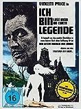 Ich bin Legende - The Last Man on Earth - Mediabook  (+ Bonus-DVD) (+ CD-Soundtrack) [Blu-ray] [Limited Edition]