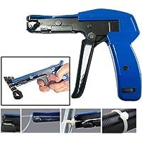 Nylon pistola de presión para abrazaderas de plástico.