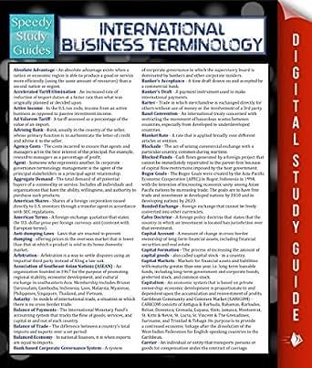 international business study guide Disponible ahora en iberlibrocom - isbn: 9780739724651 - paperback - international business publications, usa - 2009 - condición del libro: good - ships with.