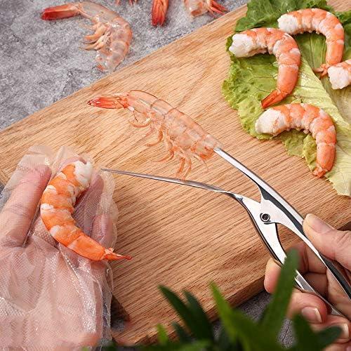 Stainless Steel Shrimp Deveiner Tool
