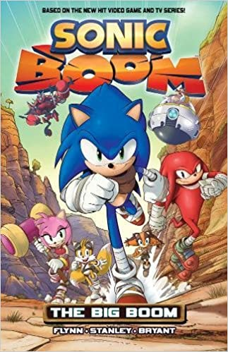 Sonic Boom Vol 1 The Big Boom Sonic Scribes 9781627389839 Amazon Com Books