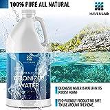Deionized Water - Demineralized Purification
