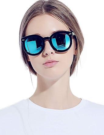 vegoos Gafas de Sol Polarizadas mujer hombre Retro Estilo ...