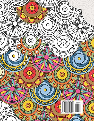 Anti Stress Colouring Book