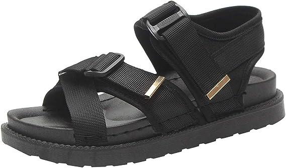 Moonker Women Summer Flat Sport Sandals