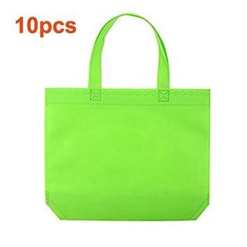 Amazon.com: JEWH - Bolsas de regalo multiusos, 10 unidades ...