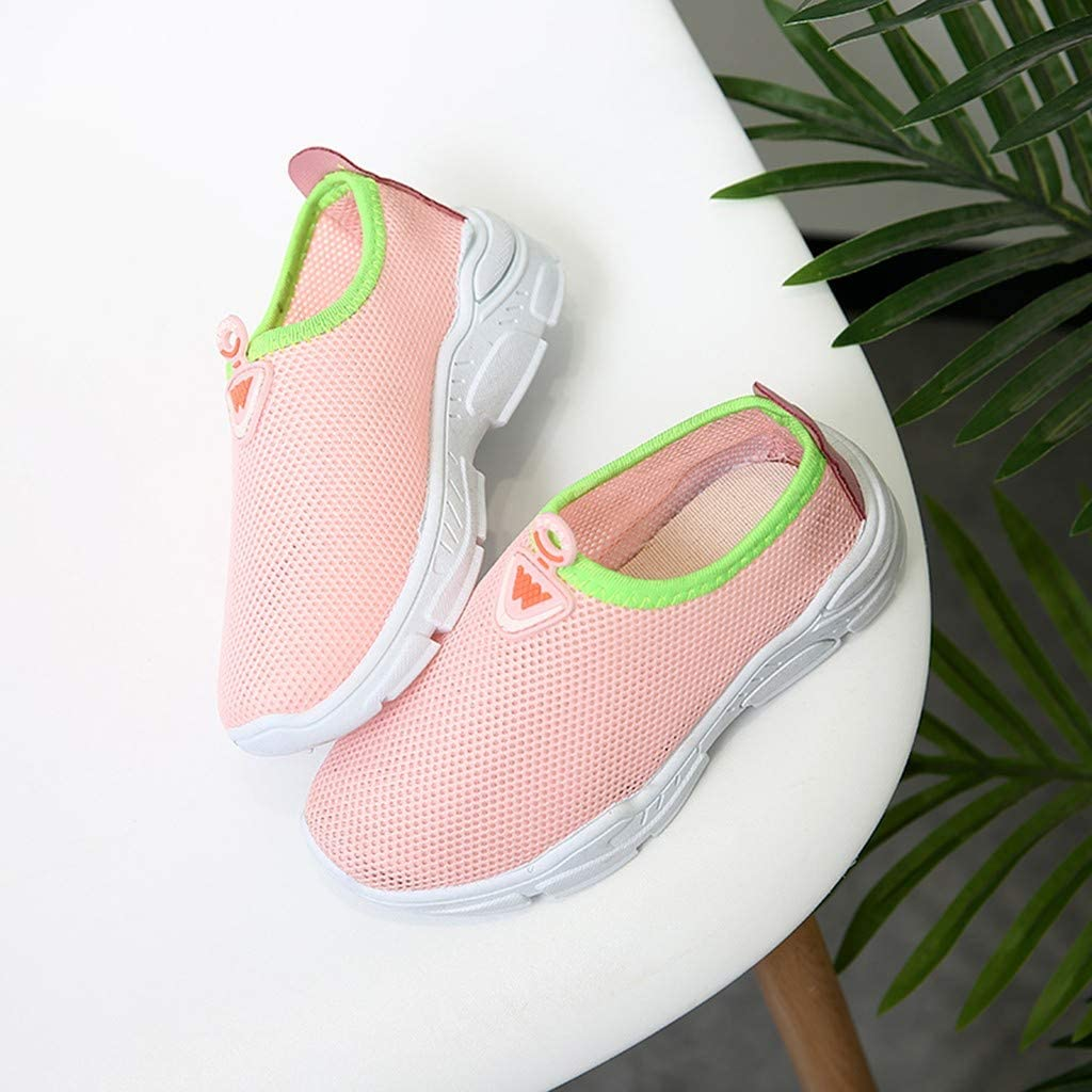 Leisuraly Toddler Water Shoes Aqua Shoe Swimming Pool Beach Sports Quick Drying Athletic Shoes for Girls and Boys
