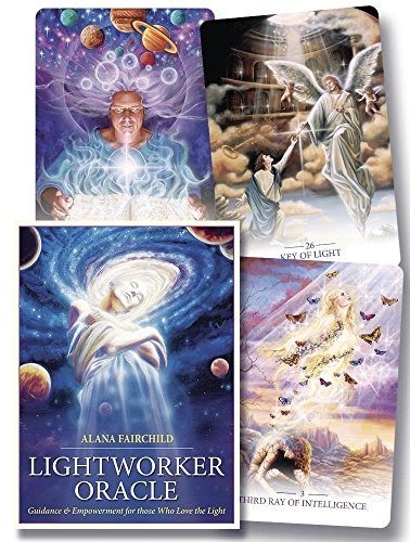 Lightworker Oracle: Guidance & Empowerment for Those Who Love the - Light Angel Healing