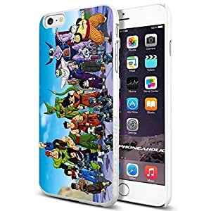 Dragon Ball Comic (Manga) Dragonball #6, Cool iPhone 6 Plus (6+ , 5.5 Inch) Smartphone Case Cover Collector iphone TPU Rubber Case White [By PhoneAholic] by runtopwell