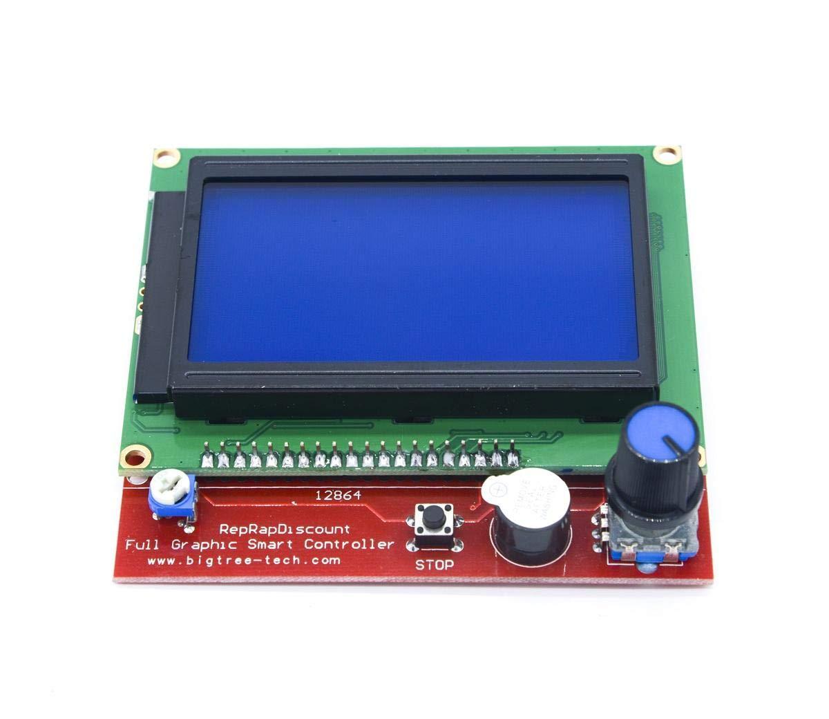 RAMPS 1.4 12864 - Pantalla LCD para impresora 3D: Amazon.es ...