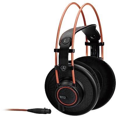 Amazon.com  AKG Pro Audio K712 PRO Over-Ear Open Reference Studio  Headphones  Musical Instruments 66afe86c39