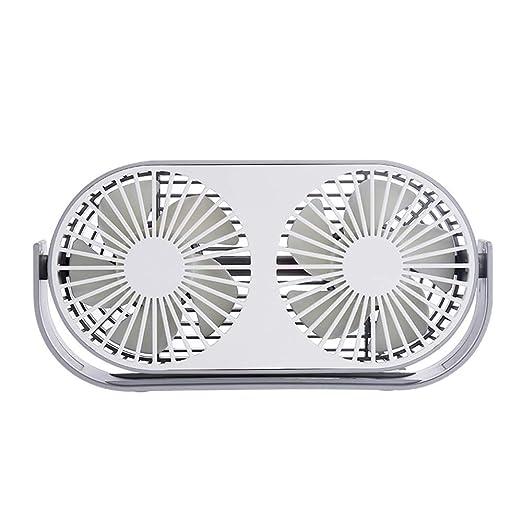 Ventilador de Enfriamiento de Escritorio Mini USB Escritorio Mesa ...