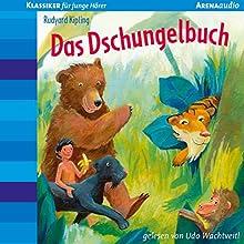 Das Dschungelbuch (Klassiker für junge Hörer) Hörbuch von Rudyard Kipling, Ilse Bintig Gesprochen von: Udo Wachtveitl