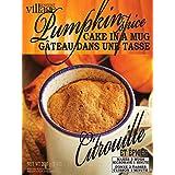 Gourmet du Village Cake in a Mug Pumpkin Spice Bakery Mix, 7 Oz