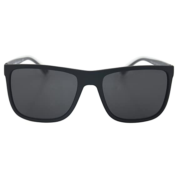 758ffd16de20 Dolce   Gabbana DG 6086 2805 87 - Black Rubber Grey  Amazon.in  Clothing    Accessories