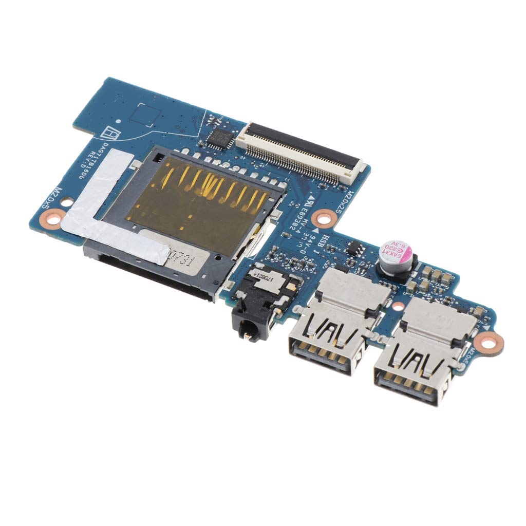 Audio USB Port Board for HP Pavilion 14-BK 15-CC Repair Replace Assembly
