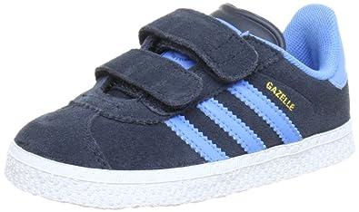 38322d1228 adidas Originals Gazelle 2 Cf I, Chaussures bébé mixte bébé - Gris (Dark  Shale/Joy Blue S13), 19 EU: Amazon.fr: Chaussures et Sacs