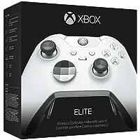 Xbox One Elite Wireless Controller - White - Elite Controller (White) Edition