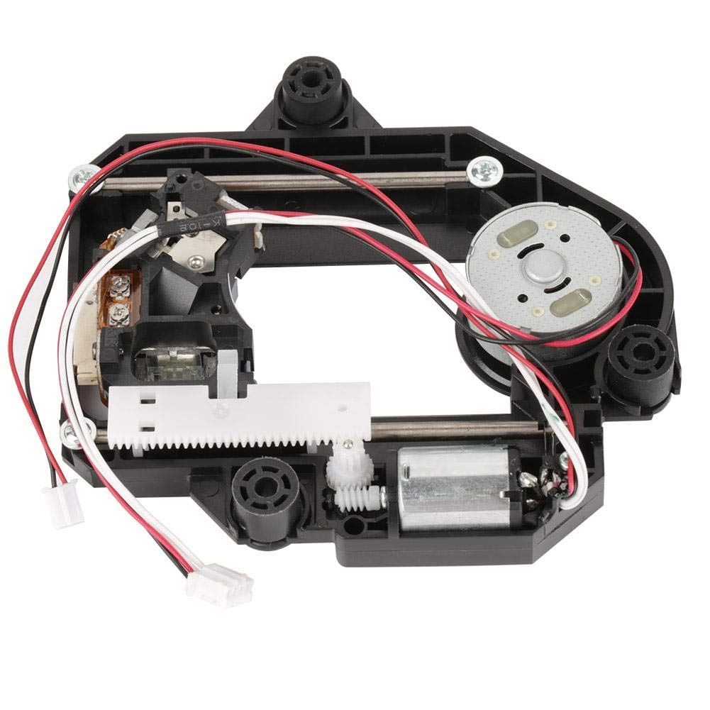 Optical Pick-Up Laser Lens Mechanism, Walfront KHM-313AAA Optical Pick-Up Laser Lens Mechanism Optical Drive Replacement Parts (Black) by Wal front (Image #9)