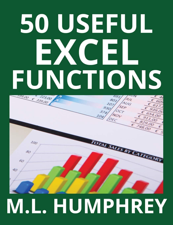 20 Useful Excel Functions Excel Essentials, Band 20 Amazon.de ...