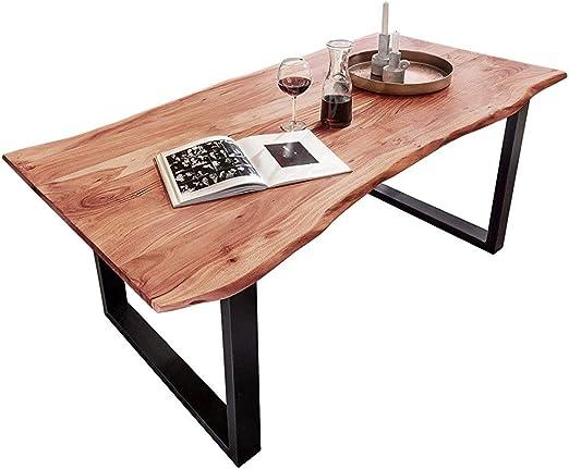 SAM® Elegante Mesa de Comedor Quarto 180 x 90 cm de Madera de ...