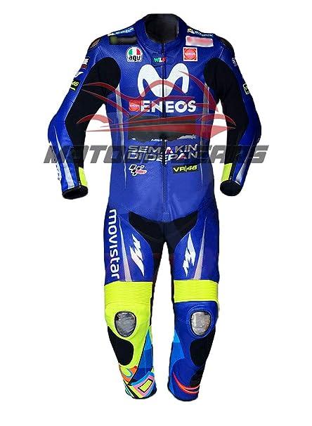 MOTOGPGEARS Valentino Rossi - Traje de motociclismo de carreras de ...