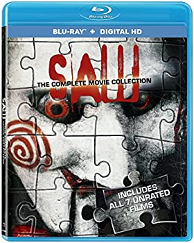 Saw: The Complete Movie Collection on Blu-ray + Digital HD