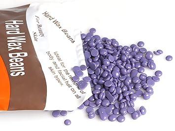 Amazon Com Bluezoo Body Hair Removal Hard Wax Beans For Men Women