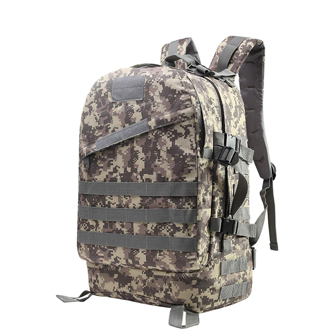 664f03c7a94c Amazon.com: Camouflage Backpack 3P Attack Backpack Tactical Backpack ...
