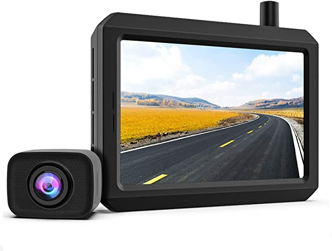 K7pro Digital Wireless Reversing Camera Set Supports 2 Elektronik