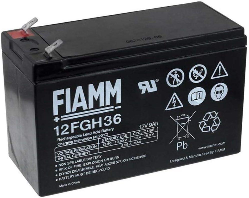 alta intensidad FIAMM Bater/ía de Plomo-/ácido FGH20902