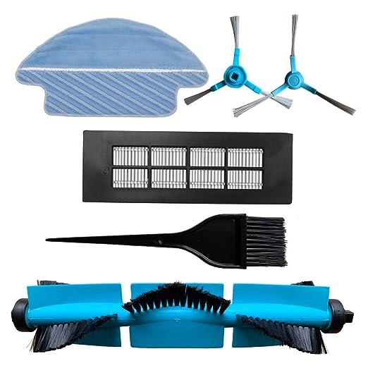 REYEE Pack de 6 Kit de Accesorios de Repuesto para Cecotec Conga ...