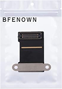 Bfenown Replacement LCD Screen eDP (Embedded Display Port) Lvds Flex Cable for MacBook Pro Retina 15