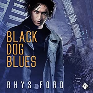 Black Dog Blues Hörbuch