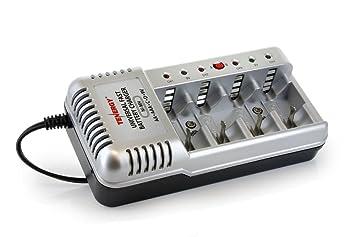 Amazon.com: Tenergy t-1199be NiMH Cargador de batería ...