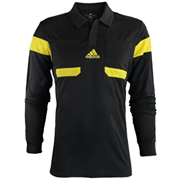 adidas Referee 14 - Camiseta para árbitro negro XL: Amazon.es ...