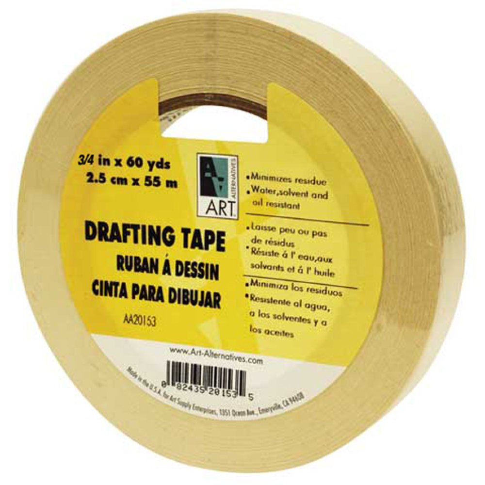 Pro Drafting Tape 3/4In X 60Yds