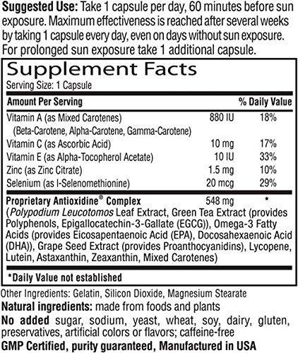 Sunsafe-Rx-30-Capsules-Natural-Healthy-Anti-Aging-Nutritional-Supplement-Protects-Skin-and-Eyes-From-Sun-Damage-Including-From-UVA-and-UVB-Rays