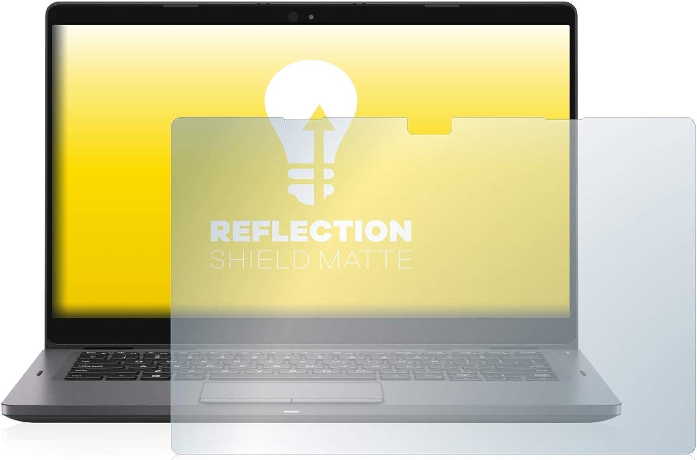 Anti-Reflex Displayschutz-Folie Matt upscreen Entspiegelungs-Schutzfolie kompatibel mit Dell Latitude 5300 2-in-1