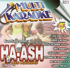 Various Multi Karaoke Canta Como Ha Ash Cdg Oke 0821 Music