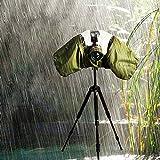 Andoer CADeN Waterproof Telephoto Lens Rainproof Rain Dust Cover Camera Protector for Canon EOS Nikon Sony Pentax Olympus Fuji DSLR SLR