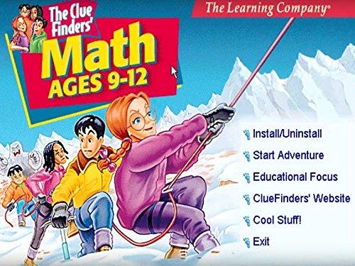 cluefinders math adventures