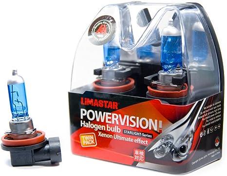 4 X H16 Birnen Halogen Lampe Pgj19 3 6000k 19w Xenon Glühbirne 12v Auto
