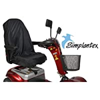 Mobility scooter seat protector