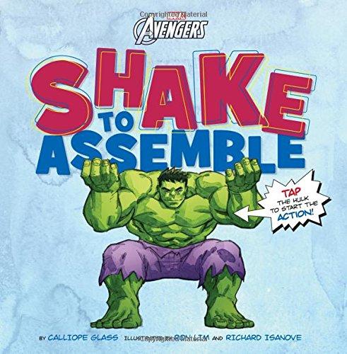Shake to Assemble! (The Avengers) pdf