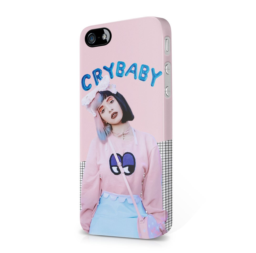 online retailer 415ce d57c1 Melanie Martinez Crybaby Pink Cover iPhone 5, iPhone 5s, iPhone SE ...