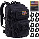 Upgrade Tactical Military Molle Backpack Army Waterproof Backpack.