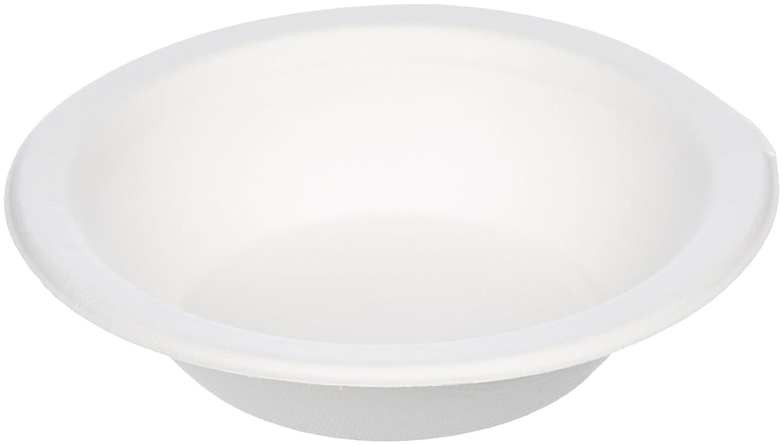 AmazonBasics Compostable 12 oz. Soup Bowls, Pack of 125