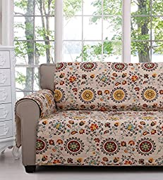 Greenland Home Andorra Furniture Protector for Loveseat