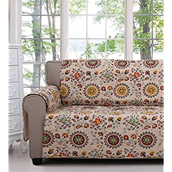 Charming Greenland Home Andorra Furniture Protector For Loveseat